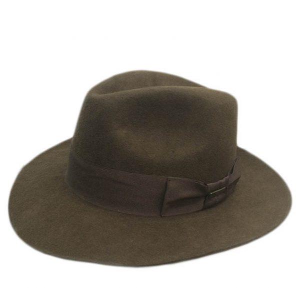 Chapéu Indiana Jones – A Esquina Chapelaria 6ac57387018